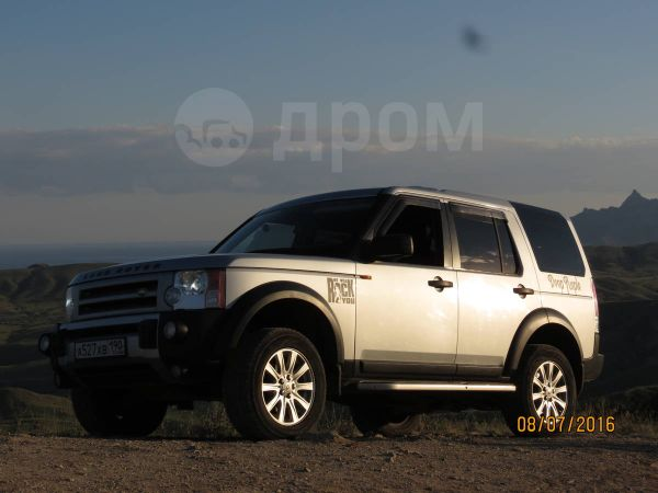 Land Rover Discovery, 2008 год, 999 999 руб.