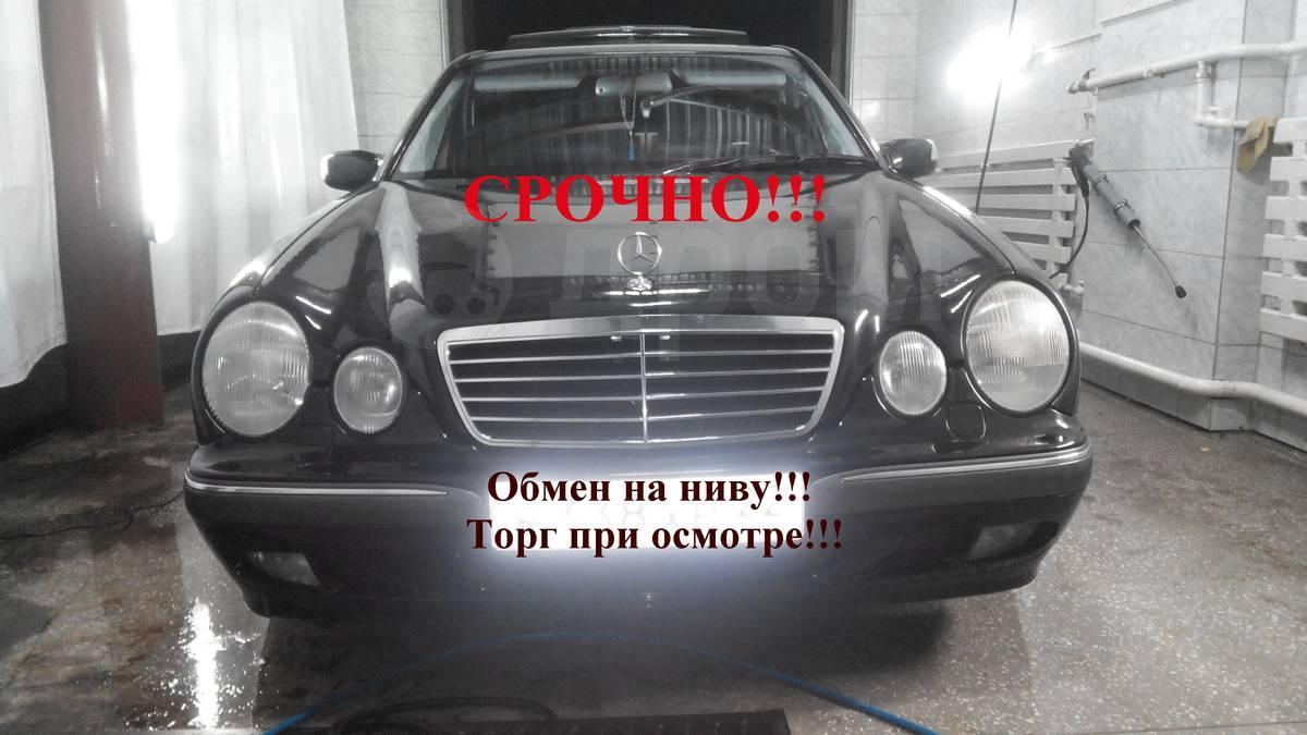 мерседес дизель 2001г