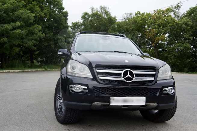 Mercedes-Benz GL-Class, 2007 год, 820 000 руб.