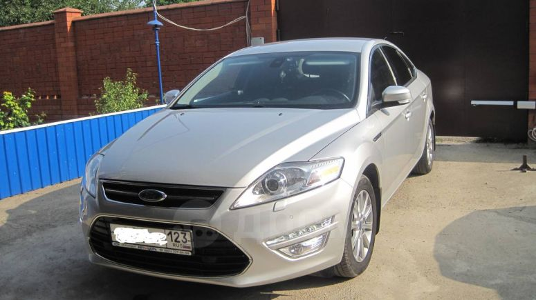 Ford Mondeo, 2012 год, 780 000 руб.