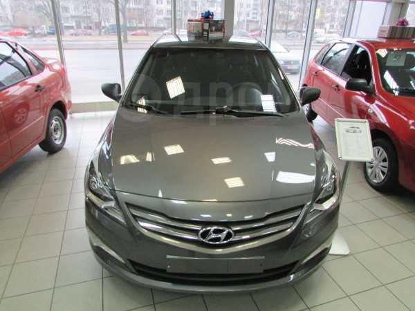 Hyundai Solaris, 2016 год, 649 000 руб.