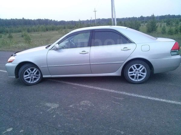Toyota Mark II, 2003 год, 355 000 руб.