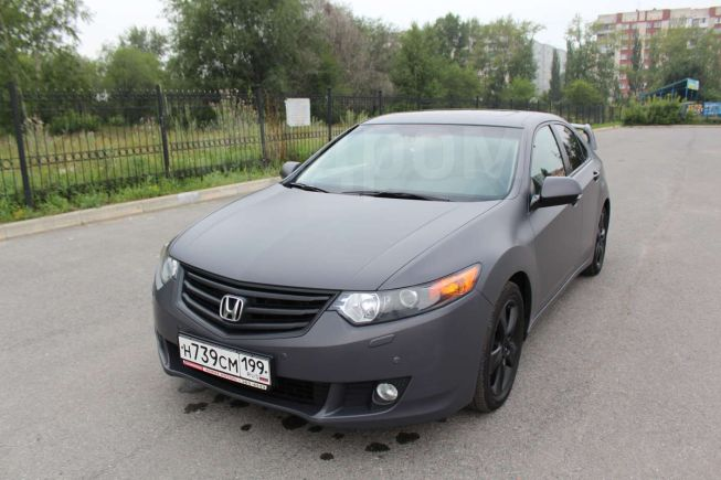 Honda Accord, 2010 год, 870 000 руб.