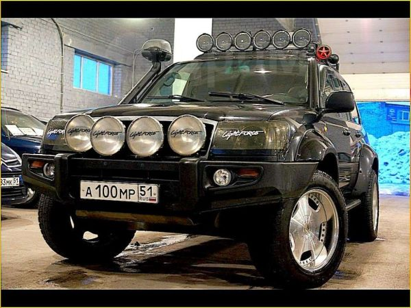 Toyota Land Cruiser, 2006 год, 2 000 000 руб.
