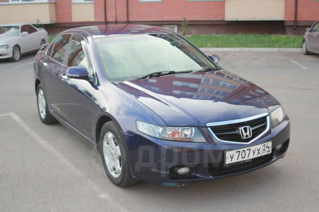 Honda Accord, 2002 год, 385 000 руб.