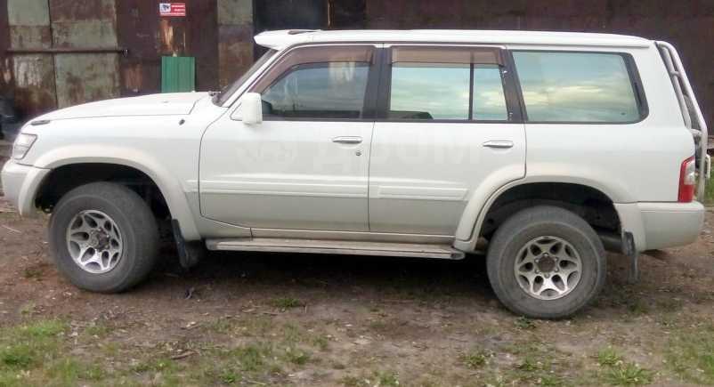 Nissan Safari, 1997 год, 1 100 000 руб.
