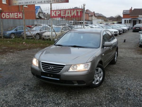 Hyundai NF, 2008 год, 465 000 руб.