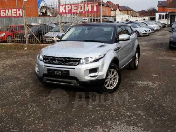 Land Rover Range Rover Evoque, 2013 год, 1 720 000 руб.