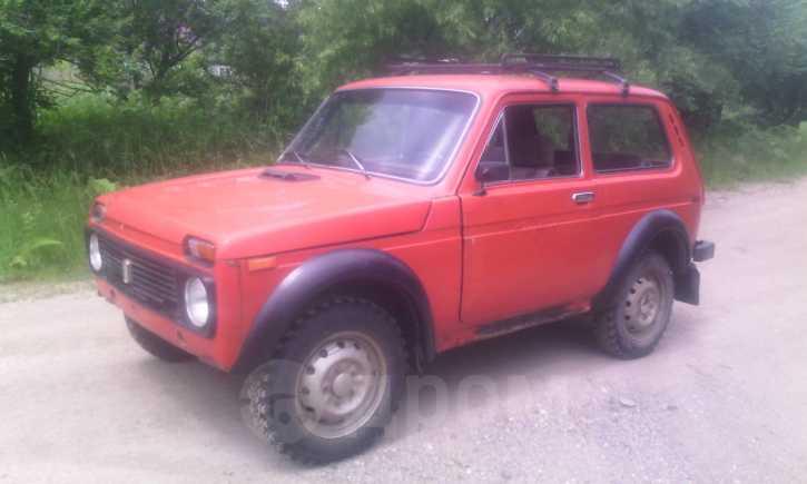 Лада 4x4 2121 Нива, 1984 год, 65 000 руб.