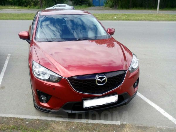 Mazda CX-5, 2012 год, 950 000 руб.