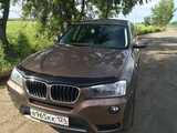 Абакан BMW X3 2012