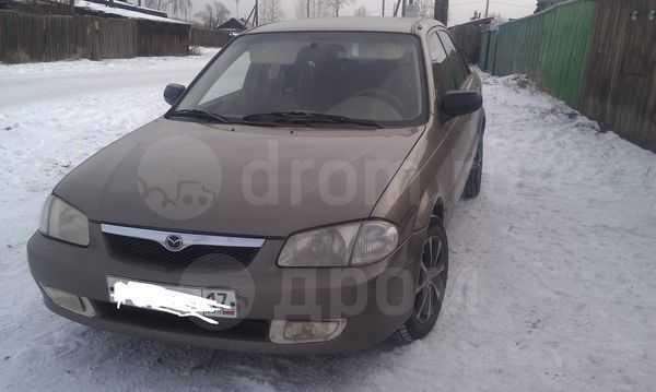 Mazda Protege, 2000 год, 170 000 руб.