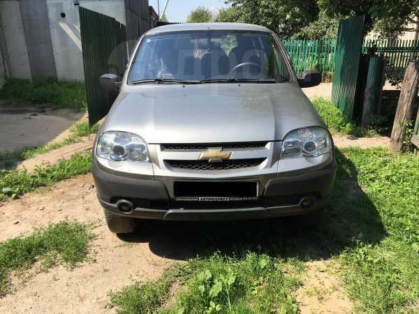 Chevrolet Niva, 2009 год, 360 000 руб.