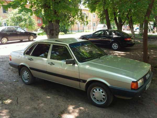 Audi 80, 1984 год, 58 000 руб.