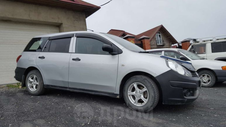 Nissan AD, 2008 год, 295 000 руб.