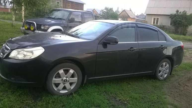 Chevrolet Epica, 2008 год, 430 000 руб.