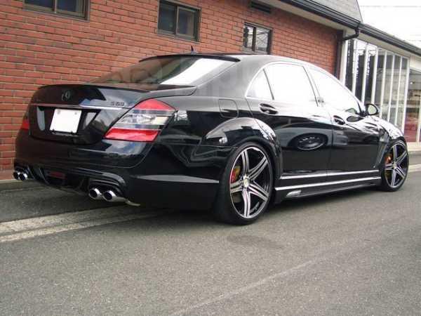 Mercedes-Benz S-Class, 2005 год, 900 000 руб.