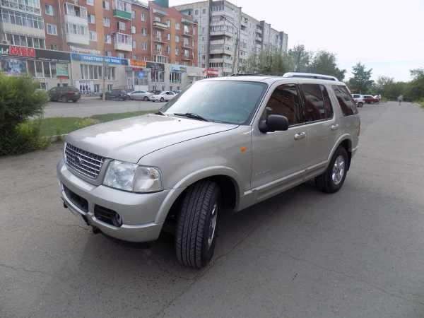 Ford Explorer, 2004 год, 680 000 руб.