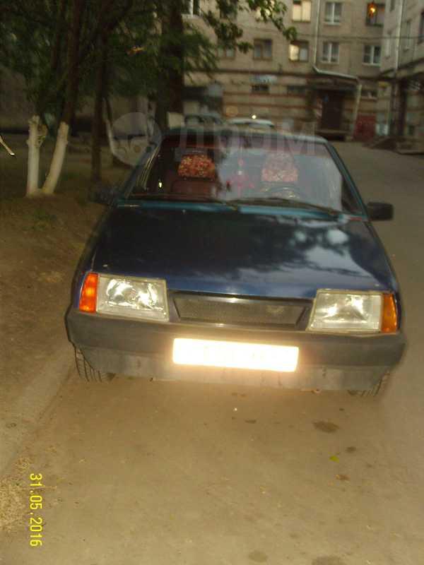 Лада 2109, 1997 год, 47 000 руб.