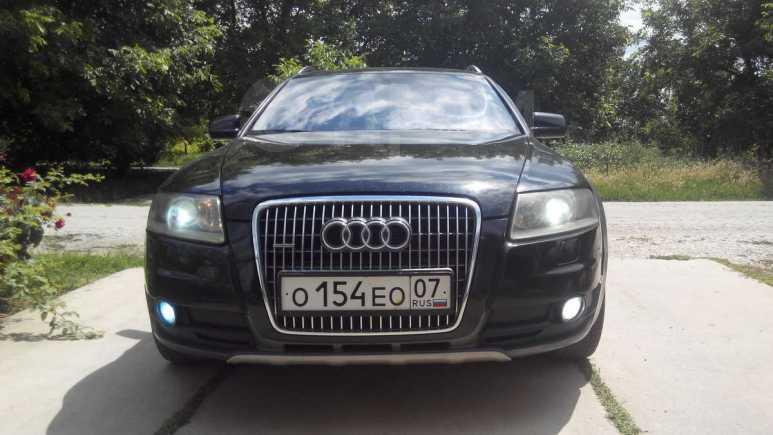Audi A6 allroad quattro, 2006 год, 450 000 руб.