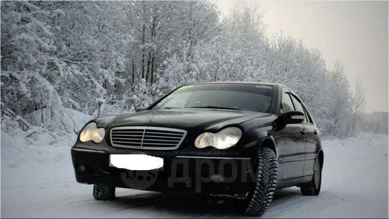 Mercedes-Benz C-Class, 2000 год, 415 000 руб.