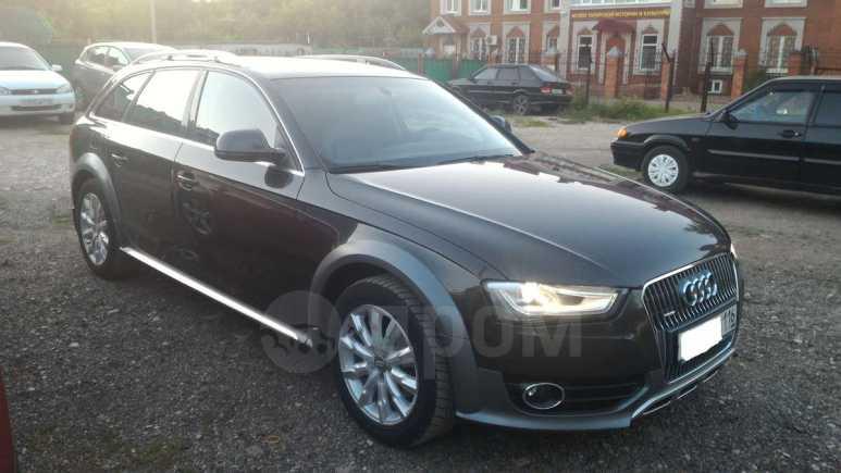 Audi A4 allroad quattro, 2012 год, 940 000 руб.