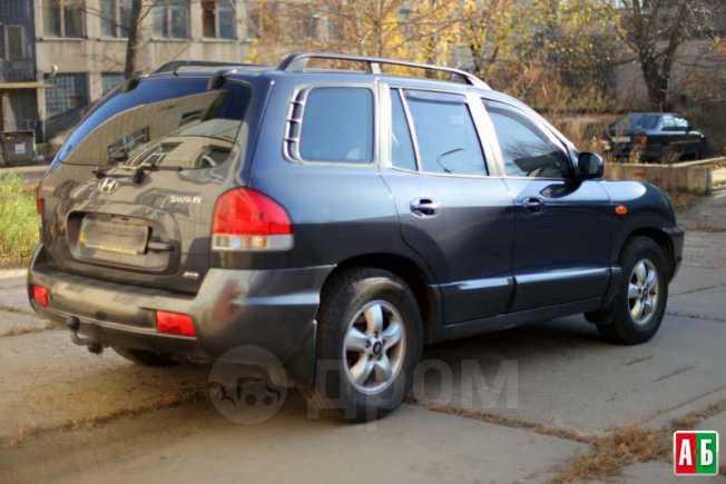 Hyundai Santa Fe, 2005 год, 425 000 руб.