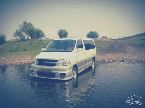 Toyota Hiace Regius, 2001 год, 600 000 руб.