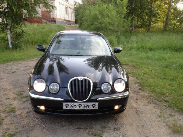 Jaguar S-type, 2002 год, 460 000 руб.