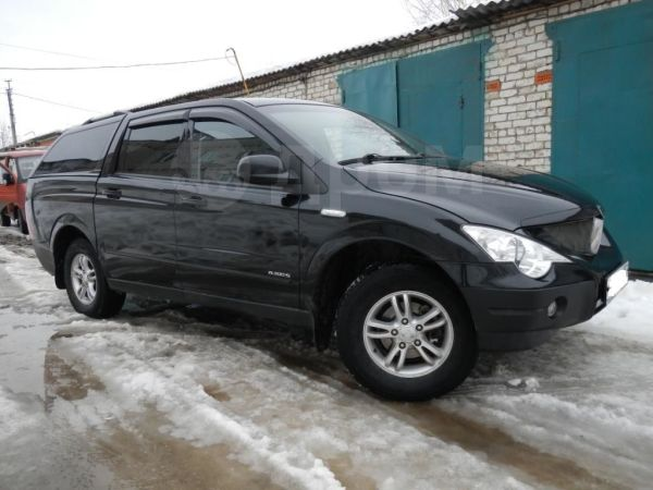 SsangYong Actyon Sports, 2008 год, 428 000 руб.