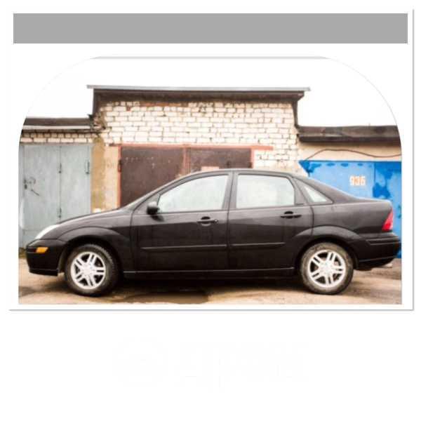 Ford Focus, 2003 год, 205 000 руб.