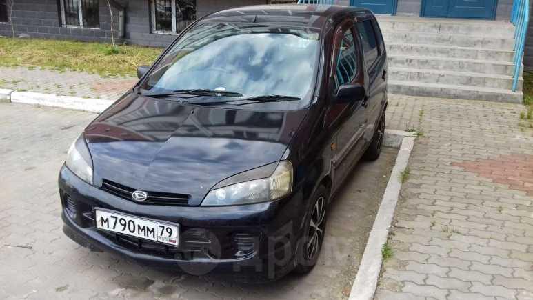 Daihatsu YRV, 2002 год, 200 000 руб.