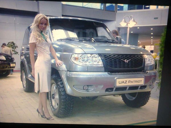 УАЗ Патриот, 2009 год, 410 000 руб.
