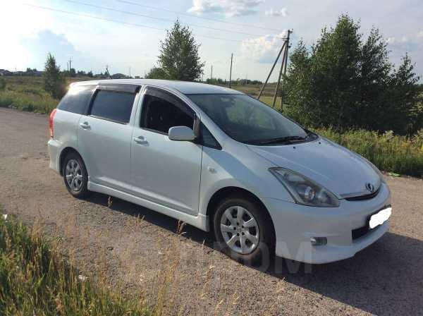 Toyota Wish, 2007 год, 510 000 руб.