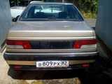 Симферополь Пежо 405 1989