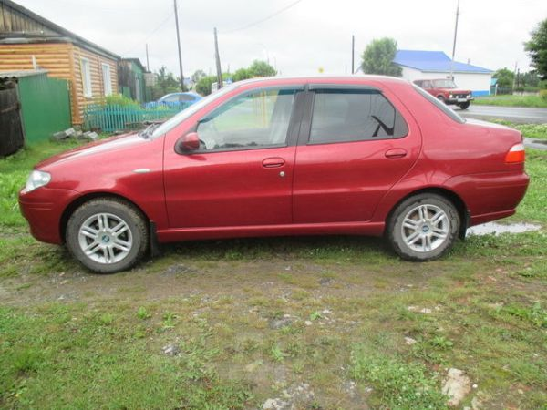 Fiat Albea, 2008 год, 205 000 руб.