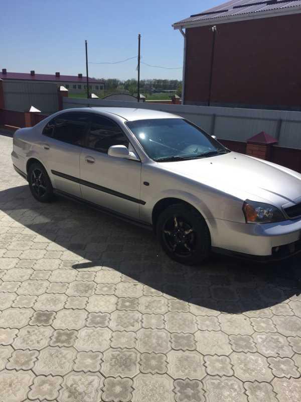 Chevrolet Evanda, 2005 год, 295 000 руб.