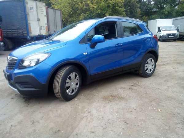 Opel Mokka, 2015 год, 999 000 руб.