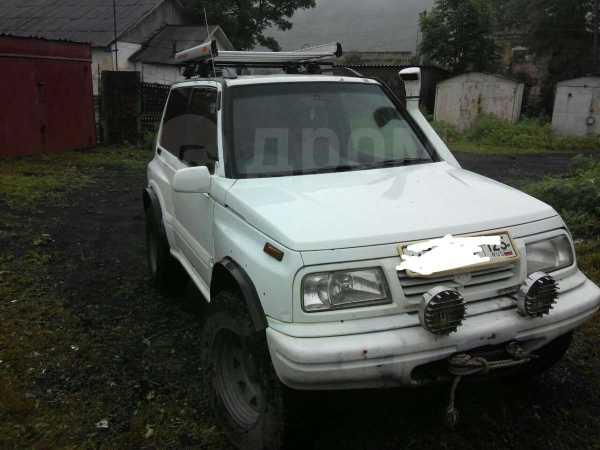 Suzuki Escudo, 1997 год, 285 000 руб.