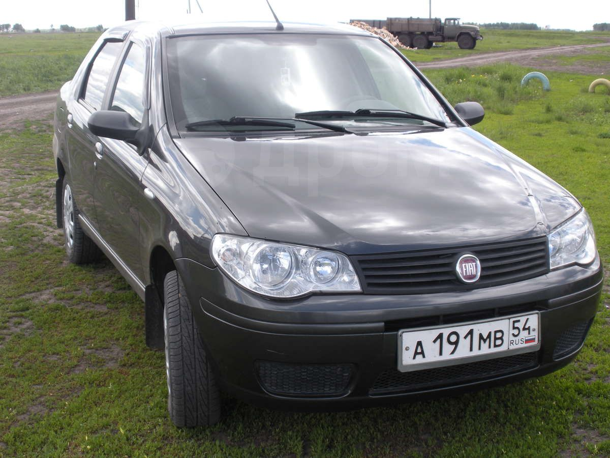 производитель автомобиля фиат албеа рус