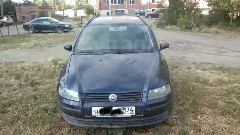 Fiat Stilo, 2003 год, 180 000 руб.