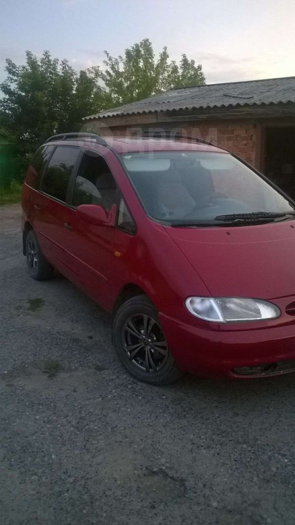 Ford Galaxy, 1997 год, 210 000 руб.