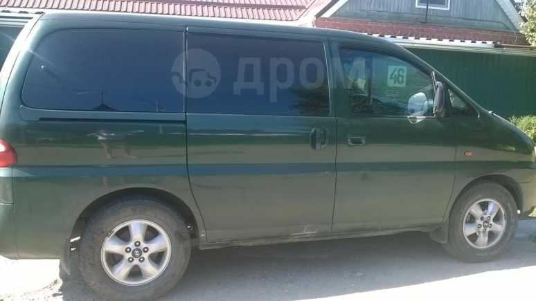 Hyundai Starex, 1999 год, 360 000 руб.