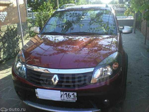 Renault Sandero Stepway, 2012 год, 430 000 руб.