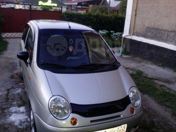Daewoo Matiz, 2006 год, 157 000 руб.