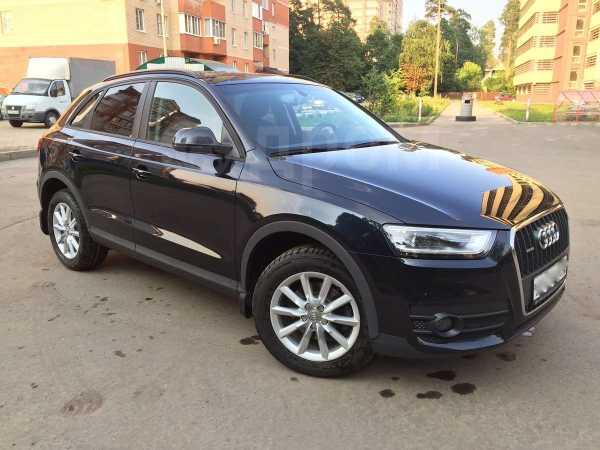 Audi Q3, 2014 год, 1 290 000 руб.