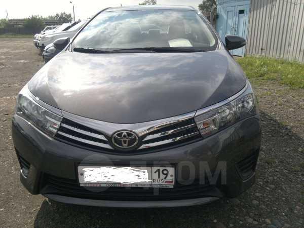 Toyota Corolla, 2014 год, 890 000 руб.