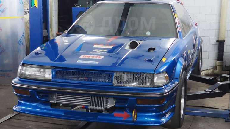 Toyota Corolla Levin, 1986 год, 900 000 руб.