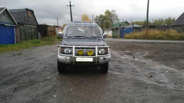 Mitsubishi Pajero, 1991 год, 350 000 руб.