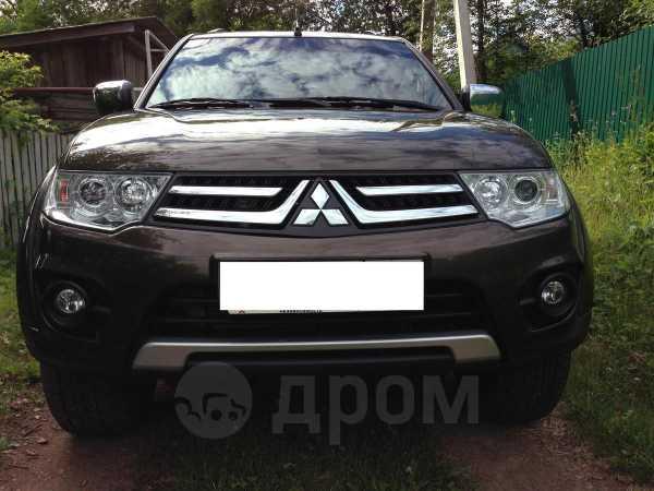 Mitsubishi Pajero Sport, 2014 год, 1 455 000 руб.